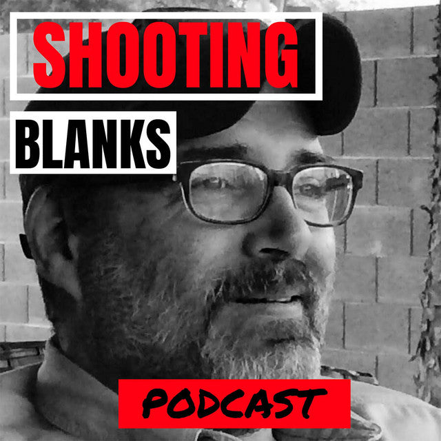 Shooting Blanks Podcast Interview