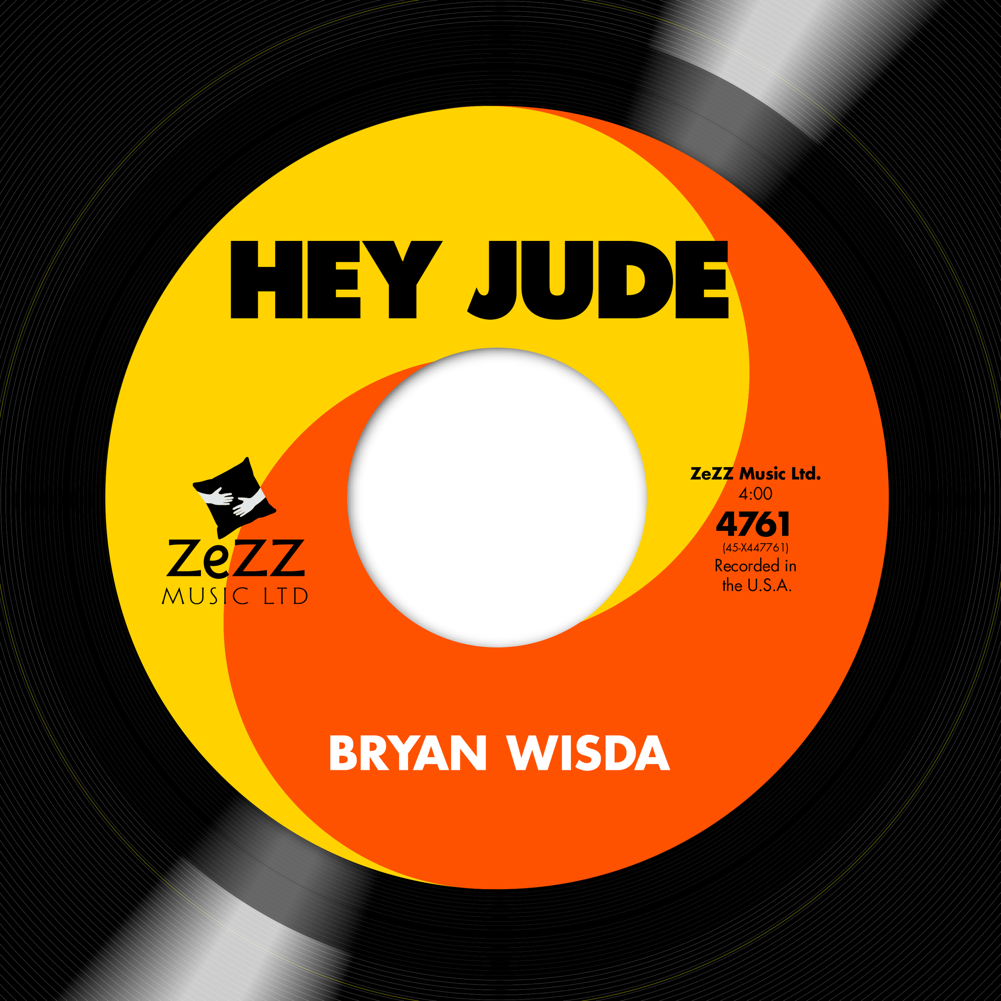 Bryan Wisda releases cover of Hey Jude