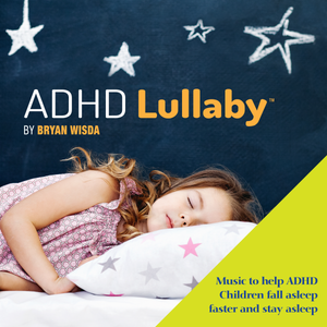 ADHD Lullaby™ - Compact Disc - Zezz Music Ltd.