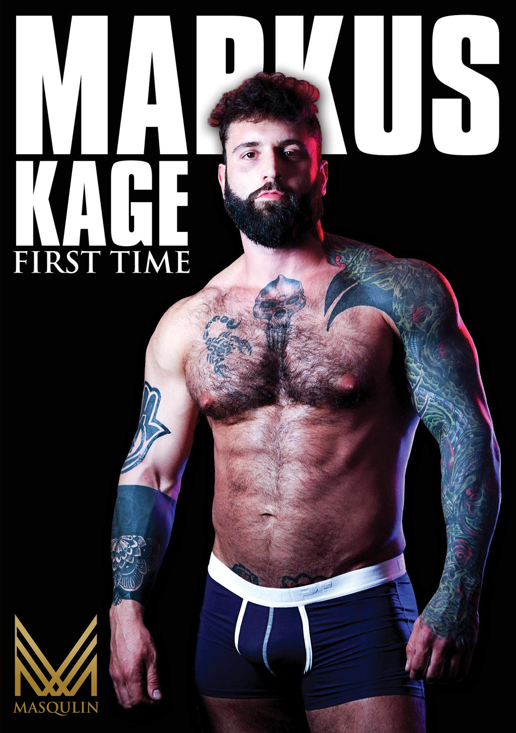 Markus Kage - First Time