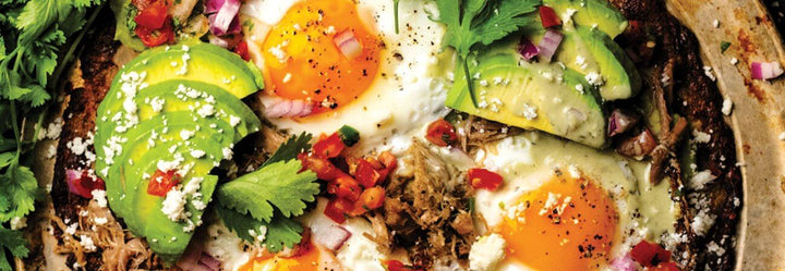 Cali'Spicy Breakfast Tostada