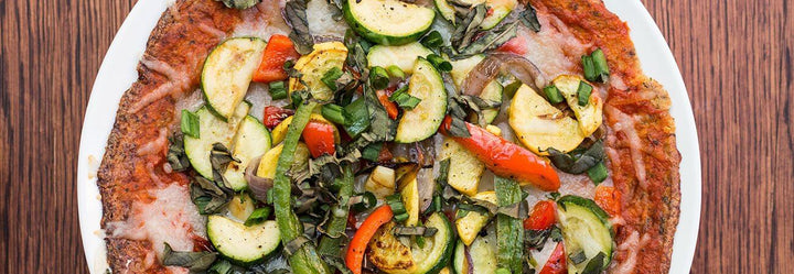 Sautéed Summer Veggie Pizza
