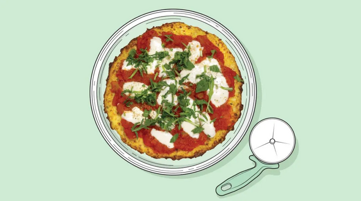 Consumer Reports - Cauliflower Pizza Crust