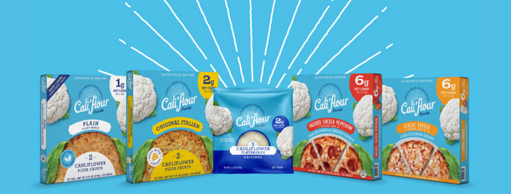 Introducing the NEW Cali'flour Foods!