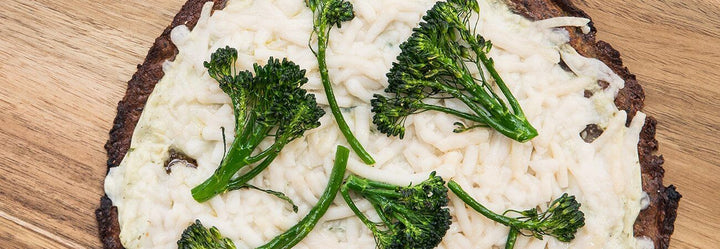 Vegan Broccolini Alfredo