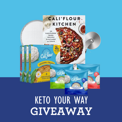 Keto your way giveaway