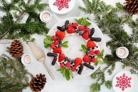Cali'Fruit Wreath