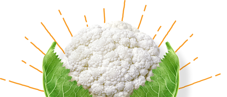 Cauliflower Sunshine