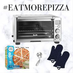#EatMorePizza Party
