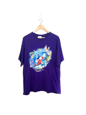 Vintage Walt Disney World Tee | L