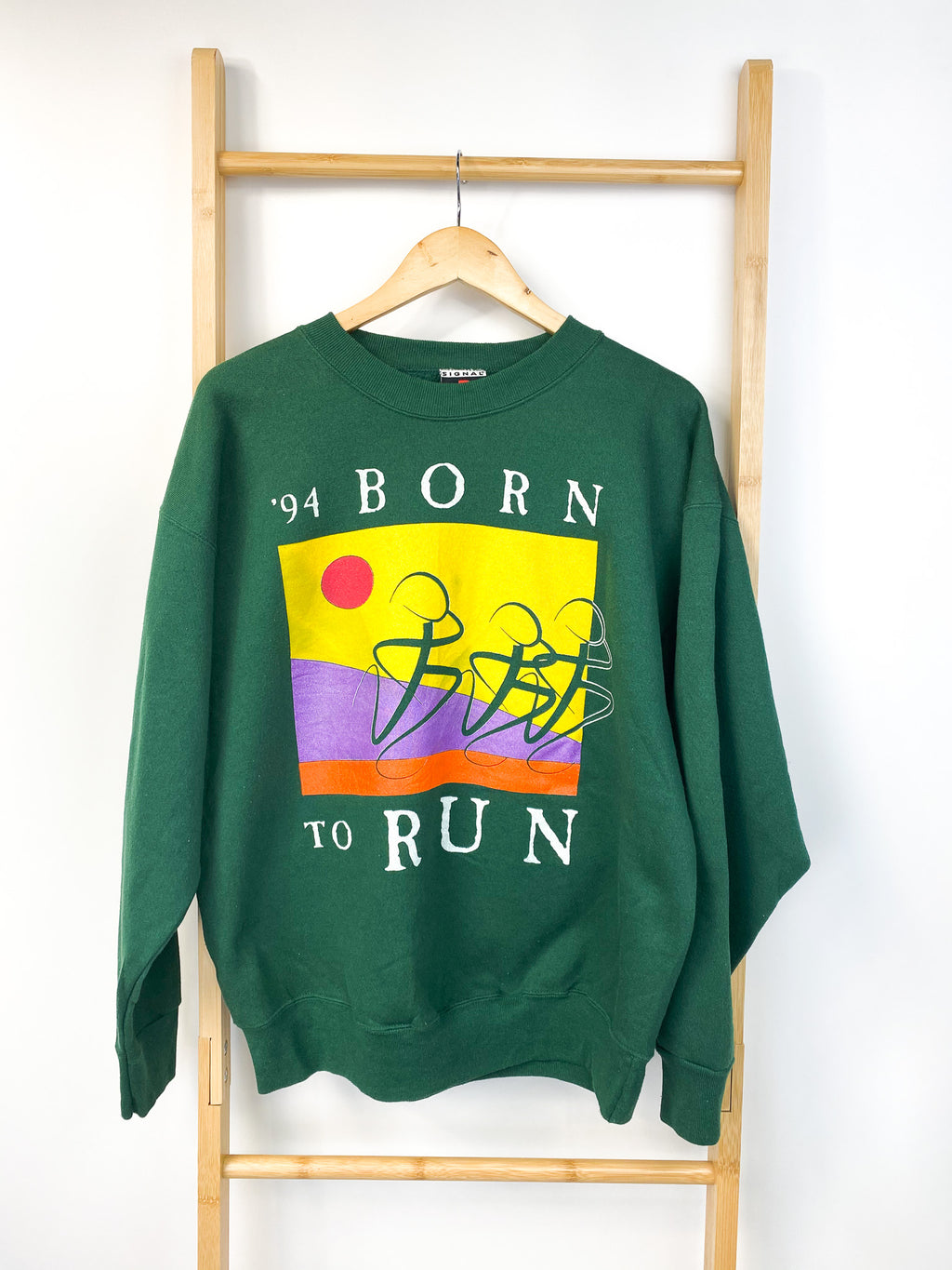 Vintage Born To Run '94 Sweatshirt (L)