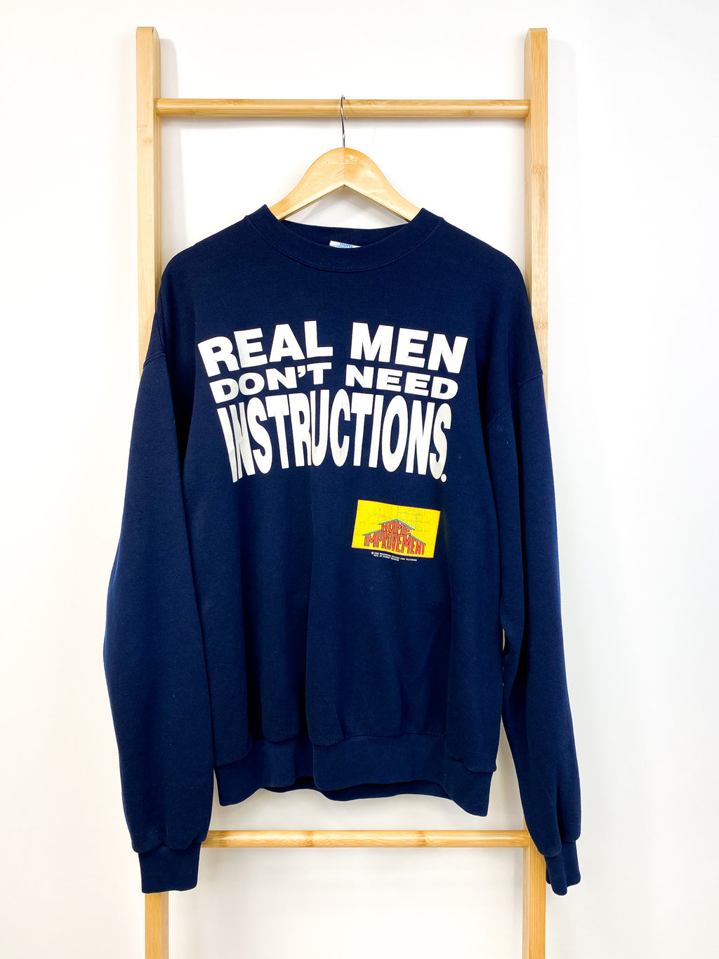 Vintage Home Improvement Sitcom Sweatshirt (L)