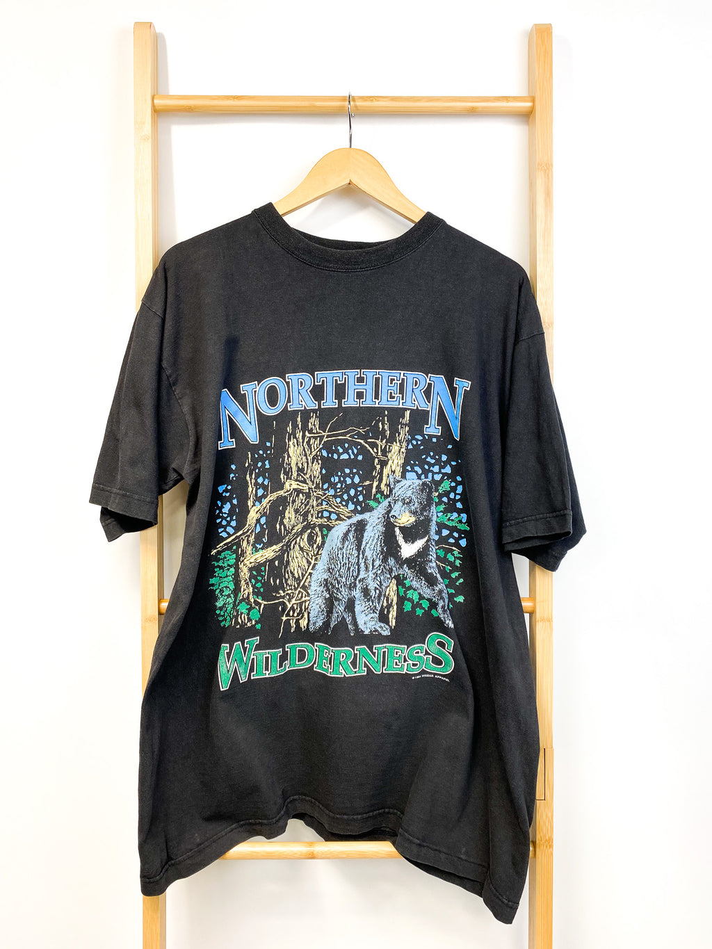 Vintage Northern Wilderness Tee (L)