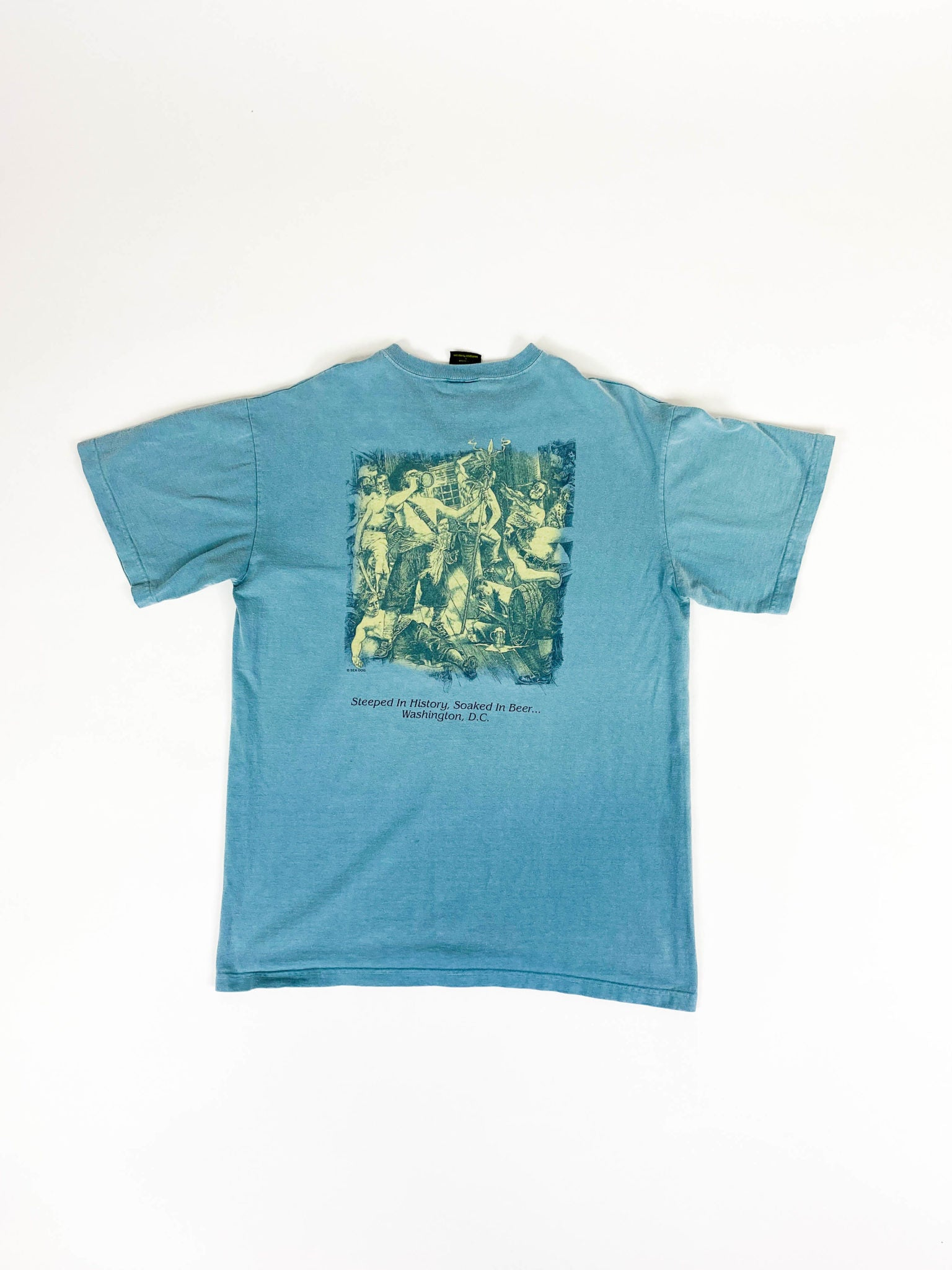 Vintage Sea Dog Tee / Size L