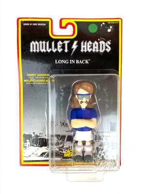 2001 Mullet Head Randy Collectable