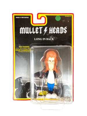2001 Mullet Head Kelly Collectable