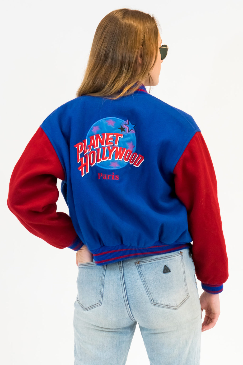 Vintage Planet Hollywood Paris Jacket