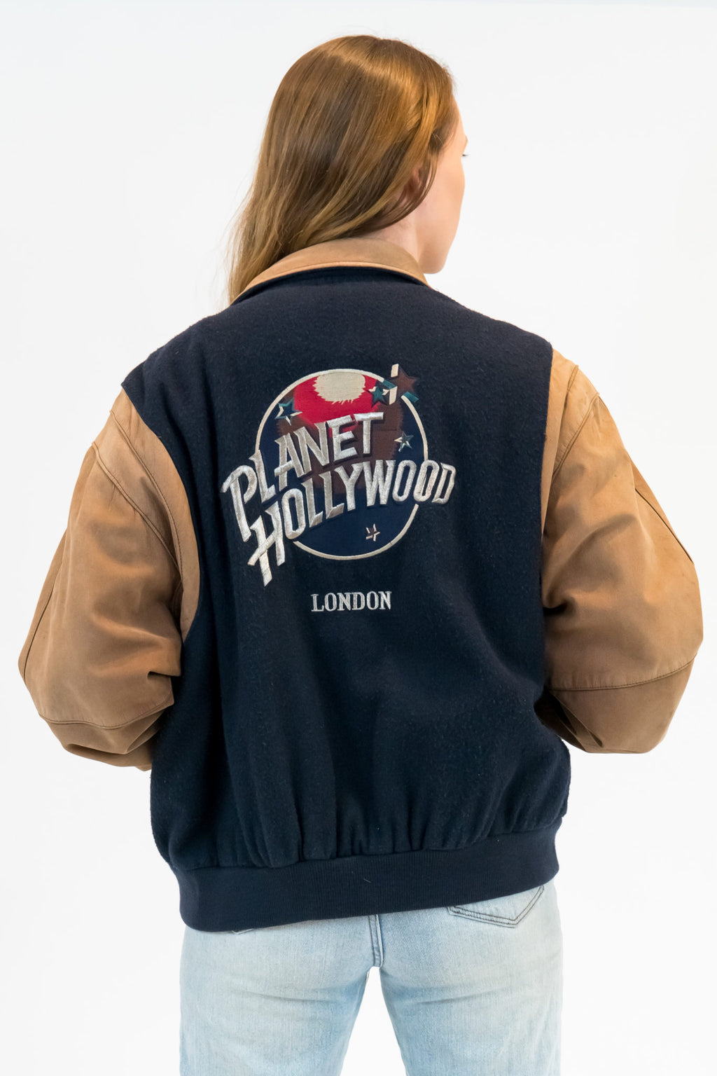 Vintage Planet Holywood Jacket