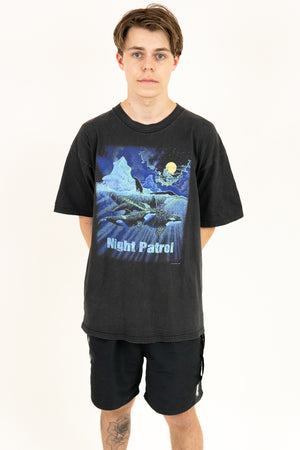 Vintage Night Patrol / Size XL