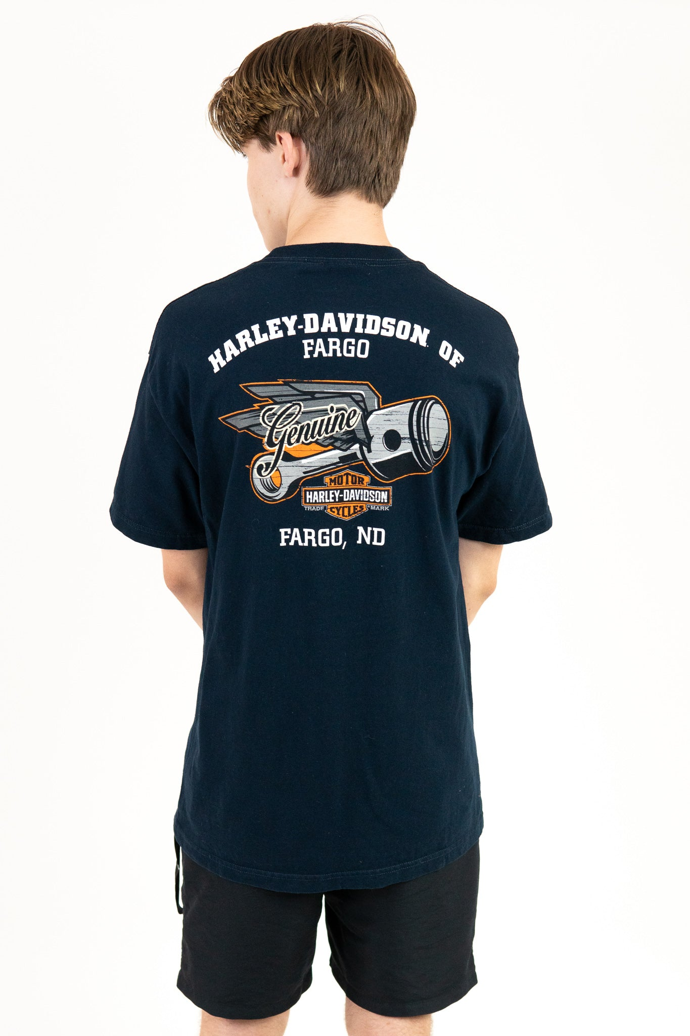 Vintage Harley Davidson Trusted & Reliable Tee / Size L