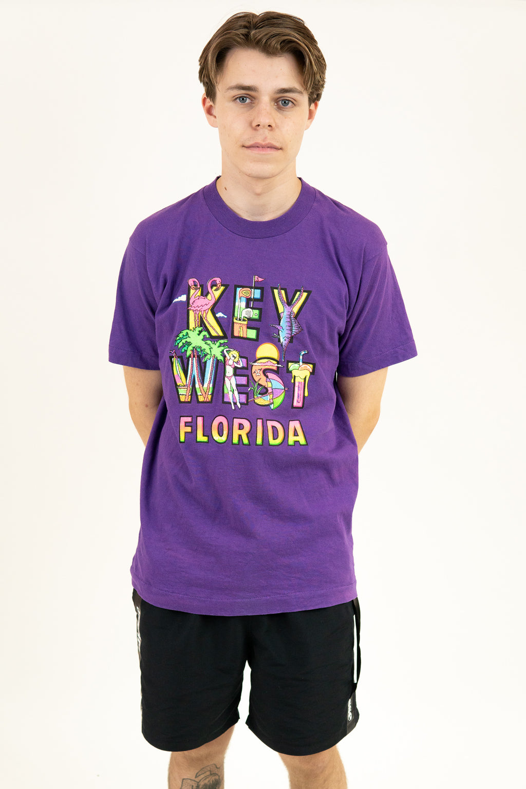 Vintage Key West Florida Tee / Size M