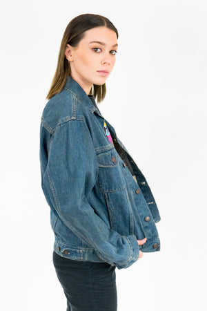 Vintage Gap Denim Jacket / Size S