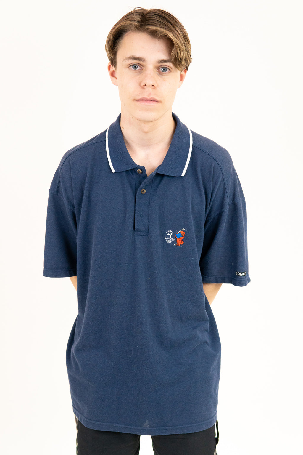 Vintage Sydney 2000 Golf Polo / Size XL