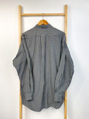 Vintage Nautica Button Up Shirt (L)
