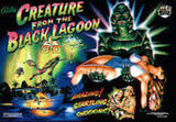Creature from the Black Lagoon Pinball mods