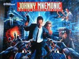 Johnny Mnemonic Pinball mods