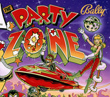 Party Zone Pinball Mods