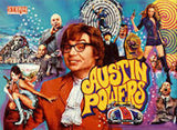 Austin Powers Pinball mods