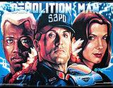 Demolition Man Pinball