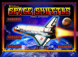 Space Shuttle Pinball Mods