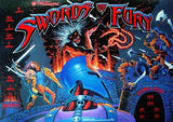 Swords of Fury Pinball Mods