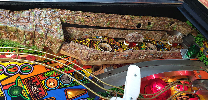 Indiana Jones Mini-Playfield Ruins