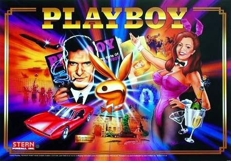 Playboy Pinball Interactive Under-cabinet Light Kit