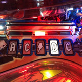 AC/DC Pinball Illuminated Drop Target - Mezel Mods  - 1