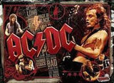 AC/DC Pinball Interactive Back Box Light Kit