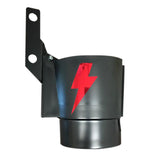 AC/DC Bolt PinGulp Decal