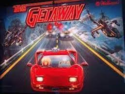 The Getaway Pinball Interactive Under-cabinet Light Kit