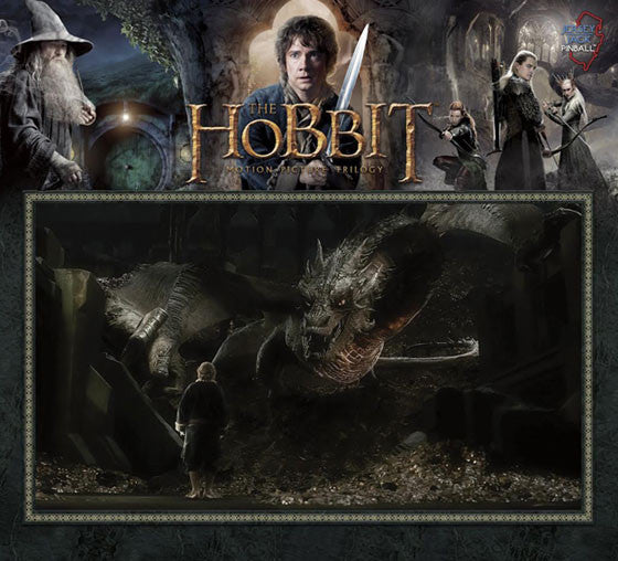 Hobbit Pinball Pinball Interactive Under-cabinet Light Kit