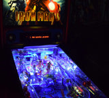 Iron Man Pinball Interactive Back Board LED Kit - Mezel Mods  - 2