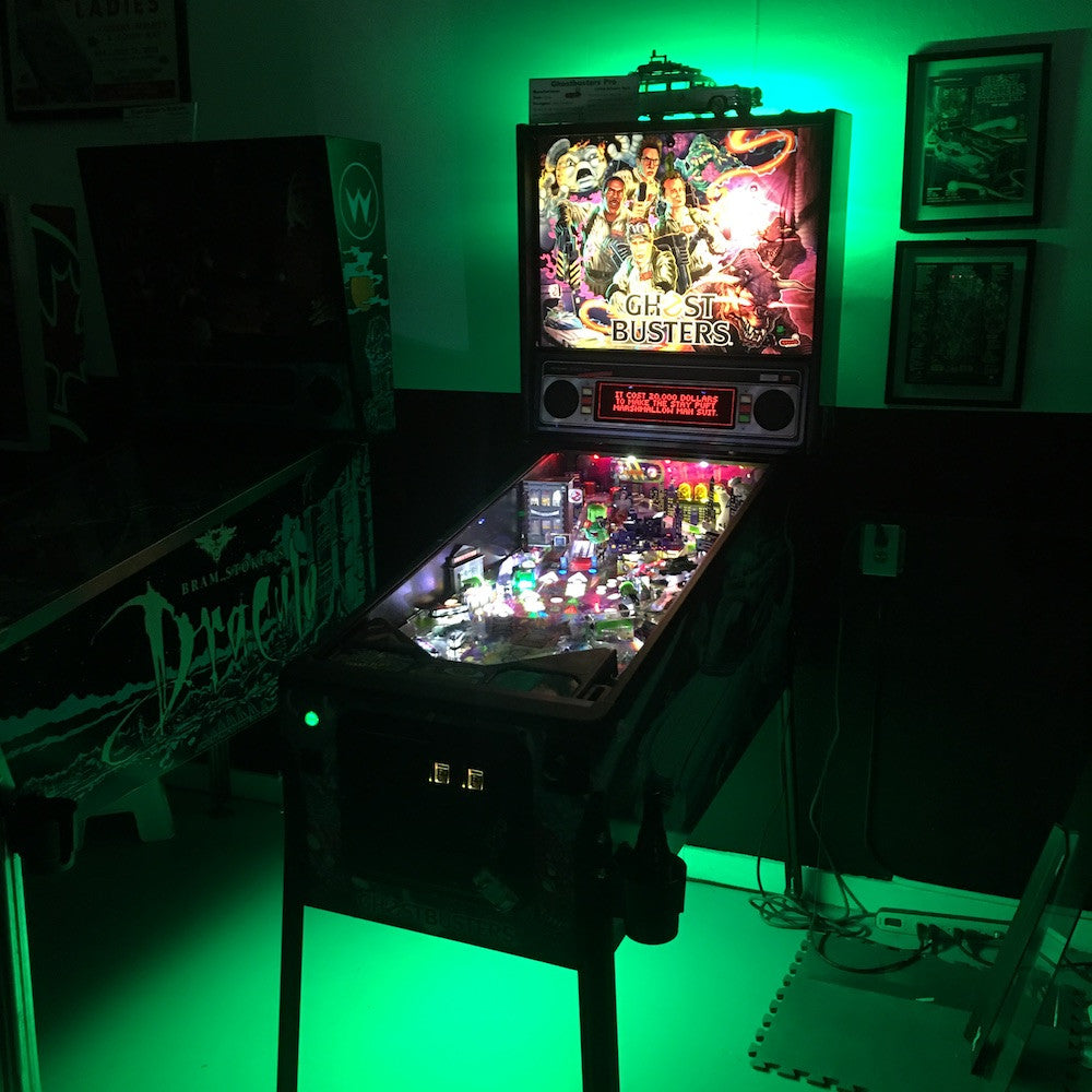 Pinball Cabinet Lighting Kit Bundle- Universal