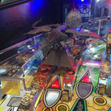 Game of Thrones Pro Pinball Dragon Pyramid - Mezel Mods  - 3