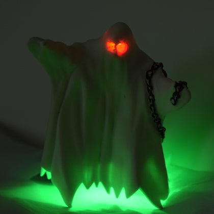 Illuminated Ghost