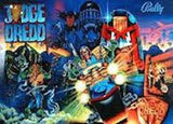 Judge Dredd Pinball Interactive Under-cabinet Light Kit