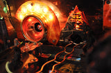Lord the Rings Pinball Mt. Doom Volcano
