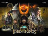 Lord of the Rings Pinball Interactive Back Box Light Kit