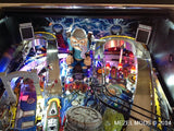 Metallica Pinball Flashing Speakers - Mezel Mods  - 3